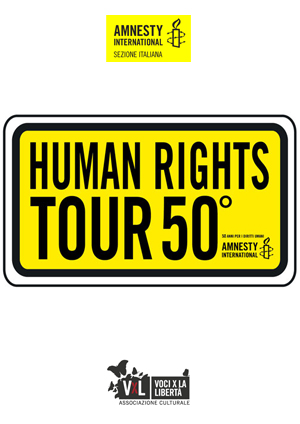 Human Rights Tour. Amnesty International